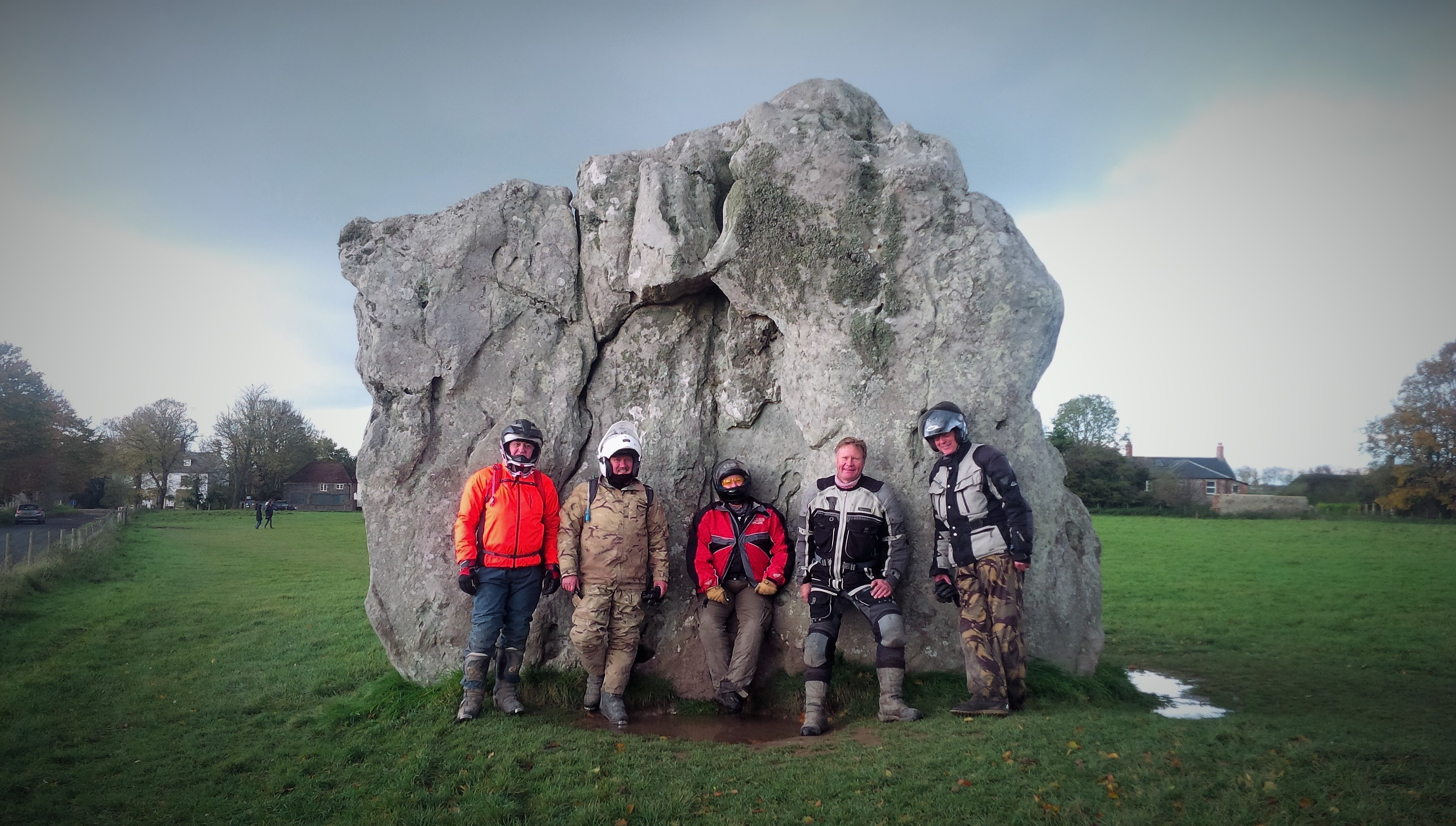 Avebury - Andrew Byatt, John Wedeman, Becky Burbidge, Keith Dobson, Keith Johnston