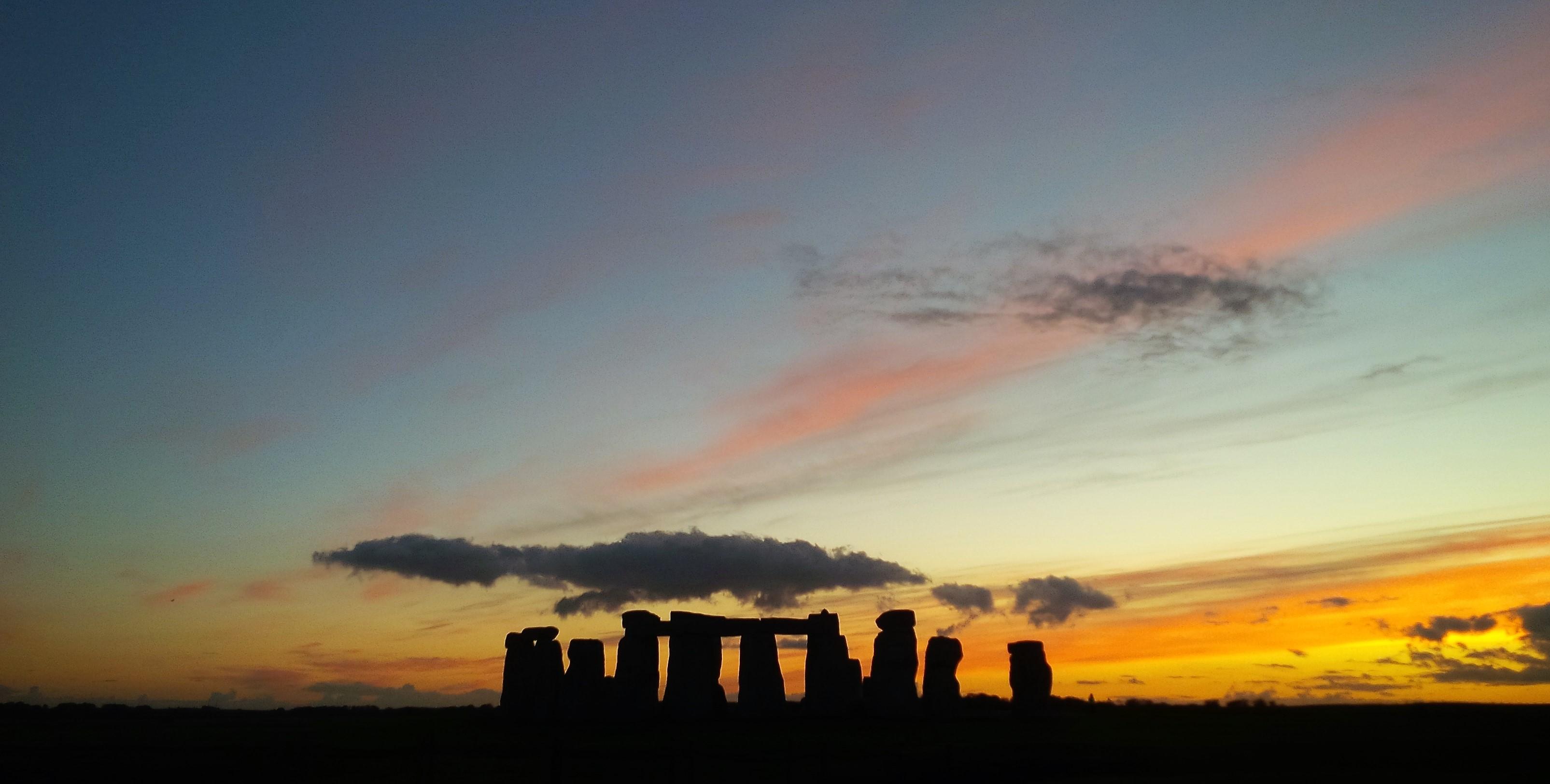 Stonehenge Dusk (1)