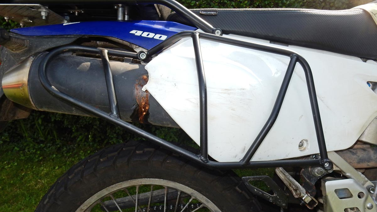Side-Rack-Exhaust