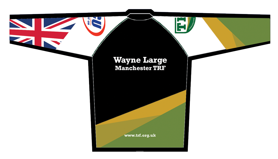 TRF Race Shirt -Back