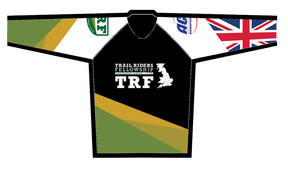 TRF Race Shirt -Front