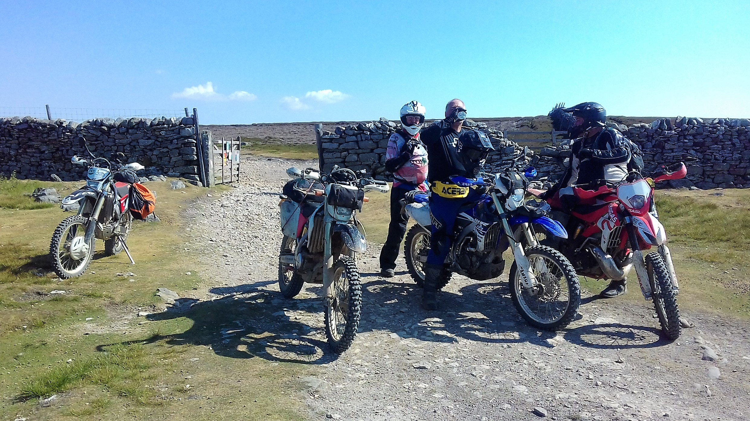 Day 2. Hurst Moor above Arkengarthdale